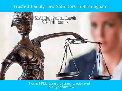 Family Law Solicitors Balsall Heath, (Birmingham) | Divorce Lawyers