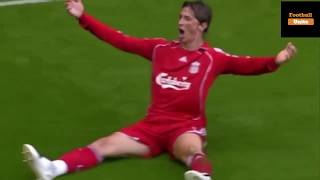 Fernando Torres Best 20 Liverpool Goals 2007-2011
