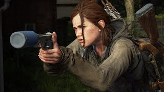 The Last of Us 2 - Brutal Combat Gameplay Vol. 1