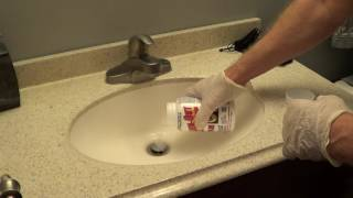 How Use Lye Drain Cleaner