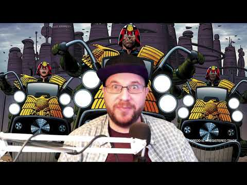 Judge Dredd & The Worlds Of 2000AD Character Creation - Equipment