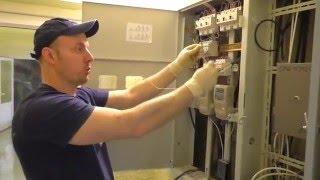 Установка автоматов в электрощитке, своими руками!