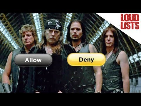 11 Funniest Commercials in Hard Rock and Metal
