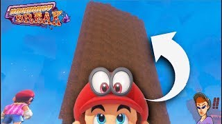 """The """"IMPOSSIBLE"""" Secrets from Mario Odyssey.. 100% REVEALED"""