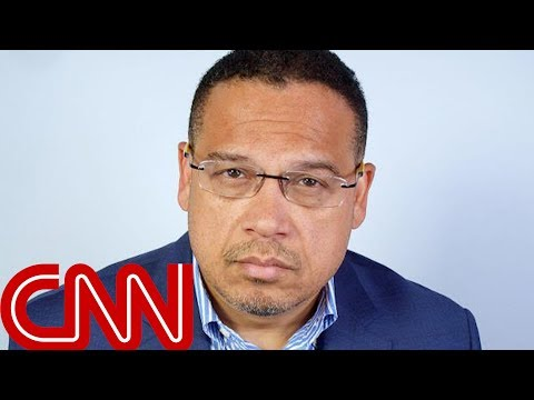 Keith Ellison: He's the first Muslim in Congress