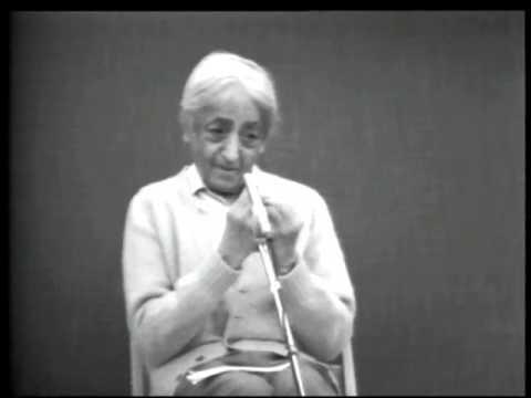 Is It True That Yoga Will Awaken Deeper Energy, Which Is Called Kundalini?   J. Krishnamurti