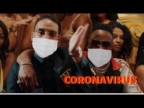 Gradur - Coronavirus ft. Heuss L'enfoiré (Parodie Ne reviens pas) - LionNoir