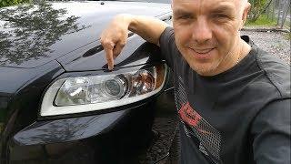 Volvo S40(C30). Замена лампочек, своими руками.