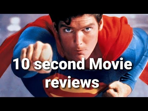 Download Superman Franchise 10 Second review (Christopher Reeve)