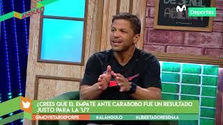 Al Ángulo: Análisis del partido de Universitario ante Carabobo en la Libertadores 2020