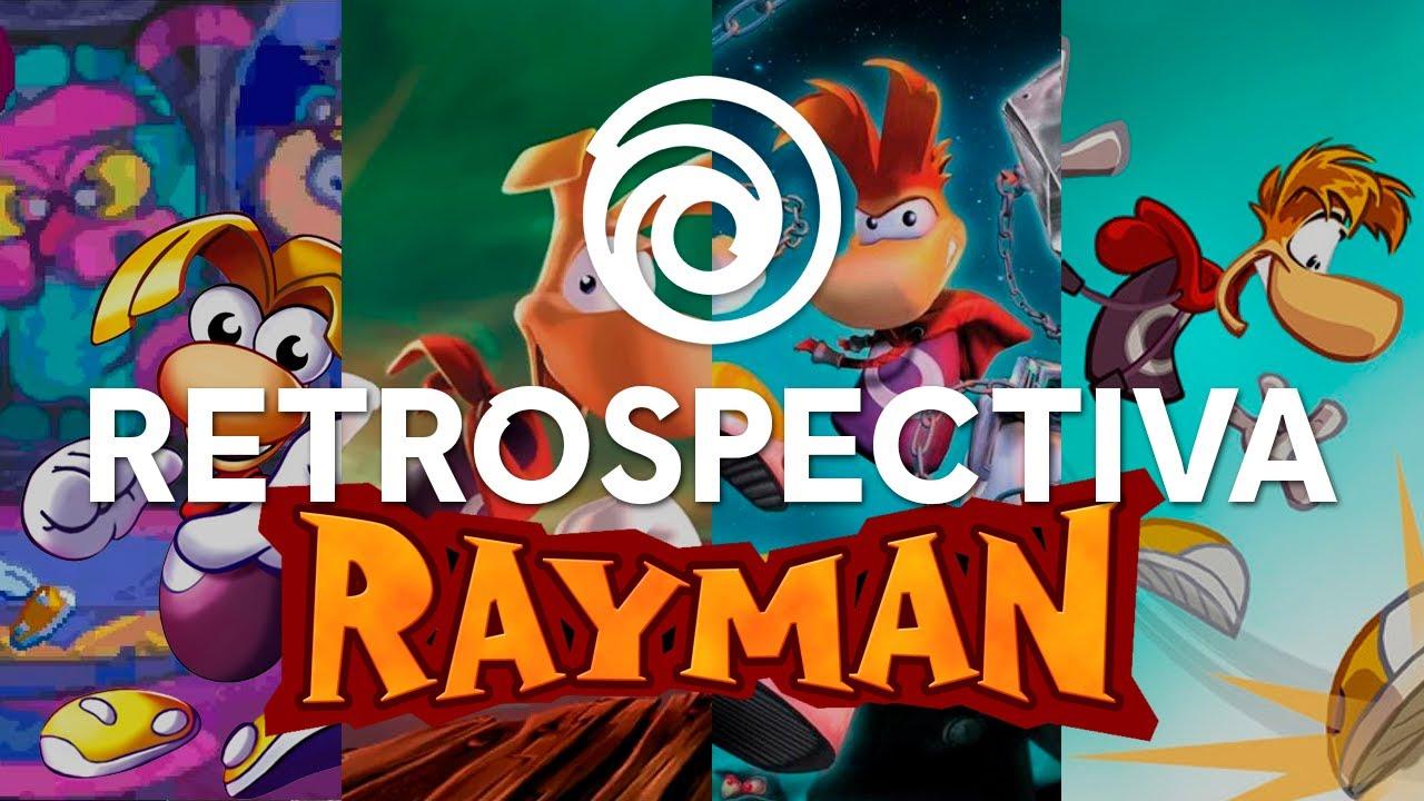 Rayman – La saga en un video