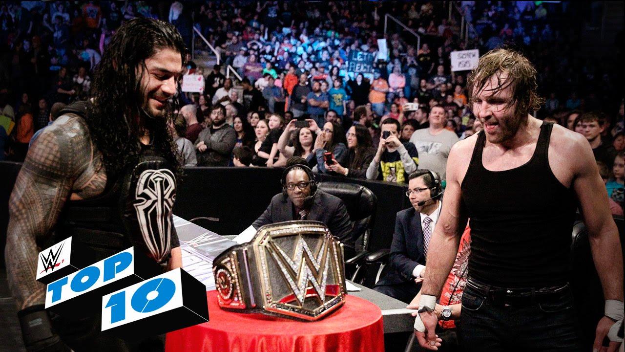 Top 10 SmackDown Momente: WWE Top 10 – 19. November 2015
