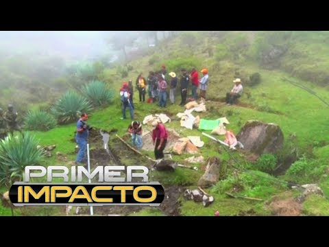 Familias se enfrentan a balazos por tierras en Guatemala