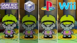 The Grim Adventures of Billy & Mandy (2006) GBA vs GameCube vs PS2 vs Wii (Which One is Better?)
