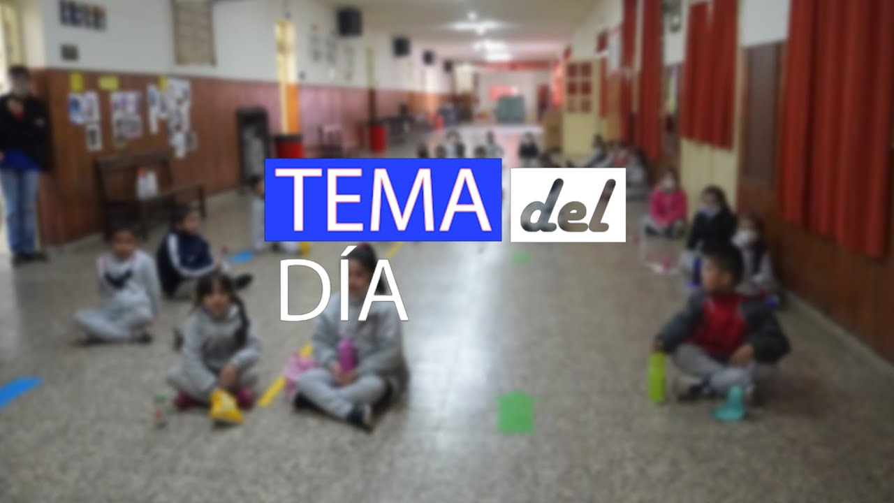 Tema del Día - Ventilación en las escuelas