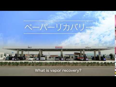 Costco Wholesale Japan Gas Station