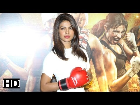 Priyanka Chopra's Exclusive On Mary Kom, Learning Boxing