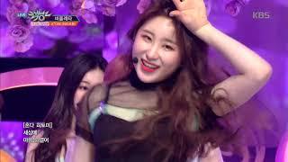 Gambar cover 비올레타 (Violeta) - 아이즈원(IZ*ONE)  [뮤직뱅크 Music Bank] 20190405