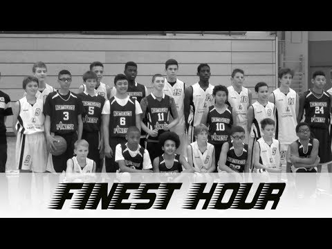 Finest Hour Episode 1 - Basketball Abroad