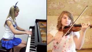 Lara and Taylor Play the Fairy Tail Main Theme