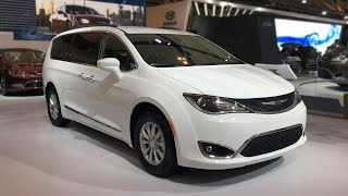 2017 Chrysler PACIFICA - All New - In/Out/Details/Features