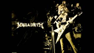 Megadeth - Good Mourning/Black Friday Hq