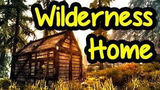 Skyrim: Wilderness Player Home (Beginners) + Secret