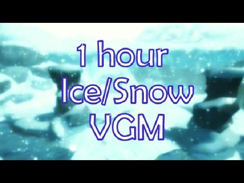 1 Hour Of Ice & Snow Video Game Music (Nintendo) (Vol 1)