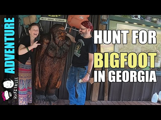 Part 6 - Bigfoot, Tacos, And A Log Cabin - Expedition To The North