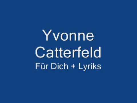 Yvonne Catterfeld  Für Dich s