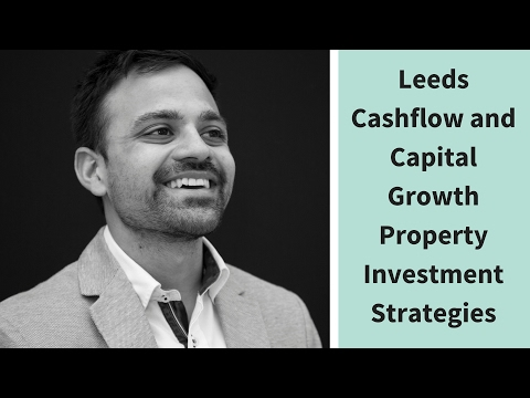 Leeds Cashflow and Capital Growth Property Investment Stategies