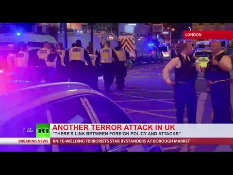 UK Terror Wave: Who is to blame for horrific attacks?