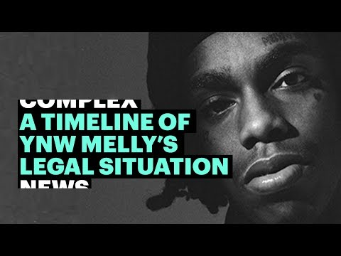 A Timeline of YNW Melly's Legal Situation