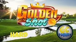 Golf Clash tips, Golden SHOT - Acacia Reserve Edition  *HARD* - 9 Shots, GUIDE & TUTORIAL!