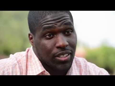 Why did  NFL player Sam Acho 15 choose Thunderbird