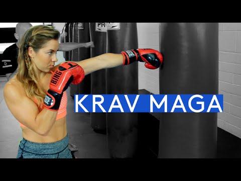 Why This Krav Maga Self-Defense Class Is 60% Women | Be A Badass | Brawlers
