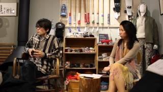 「ミッション・神戸 第6回」インタビュアー/ライターの尹雄大さん