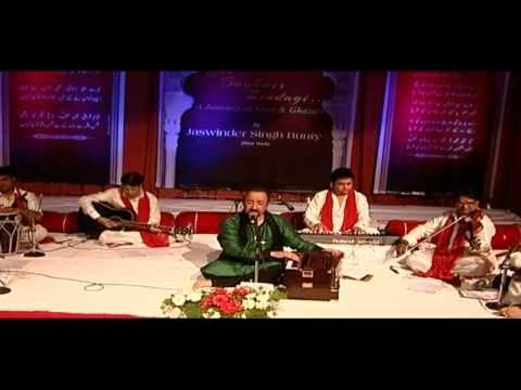 TERE BAGHAIR ZINDAGI..JASWINDER SINGH LIVE IN CONCERT...