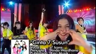 opening sinetron cinta 7 susun