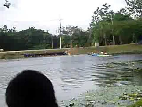 Dailymotion   Robeab N Me Raced The Boat On Water Festival