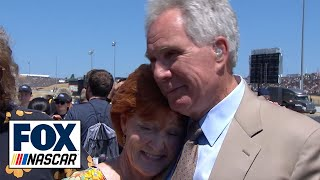 Stevie Waltrip, Darrell Waltrip's wife, reflects on their journey over the years | NASCAR on FOX