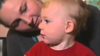 Реакция ребёнка впервые услышавшего звук