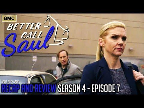 Better Call Saul - Season 4, Episode 7 - Recap & Review
