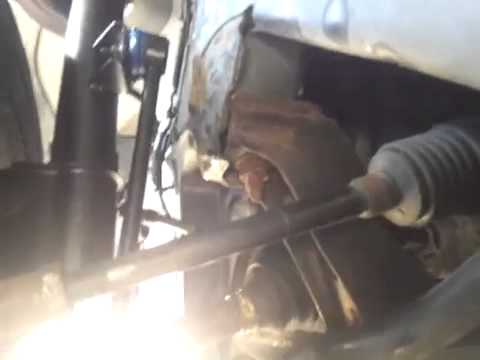 How To Tell If Your Tie Rod is Bad (inner and outer) - POWER