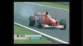 F1 Brazil 2000 - Full Race Part 4/12 (German)