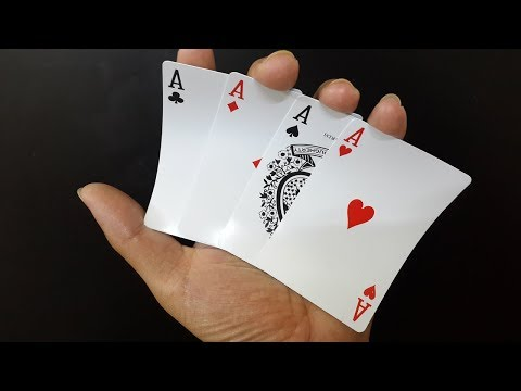 4A Magic Card Trick That Will Blow Your Friend's Mind!