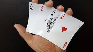 4A Magic Card Trick That Will Blow Your Friend