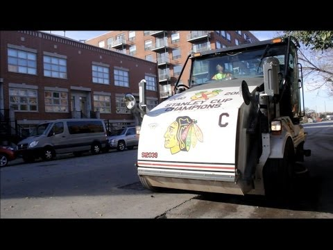 What's street cleaning really good for? | WBEZ