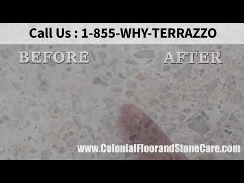 Tips on The Proper Restore and Polish of Terrazzo Floor in Palm Beach