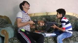 ضحيه اول ايام الدراسه طلابنه المتميزين  #ضحك لا يفوتك ههه #انور الزرفي